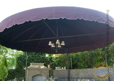 Canopies and Canopy Awnings