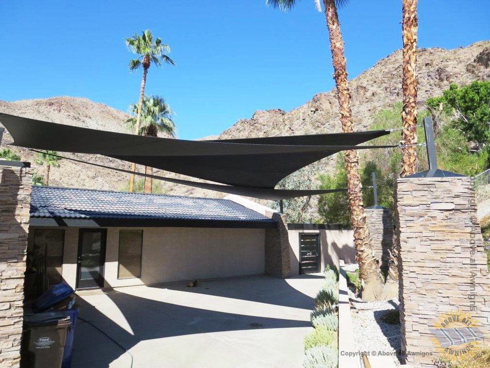 Sunbrella Commercial Residential Awnings - Above All Awnings