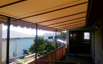 Stationary Patio Covers