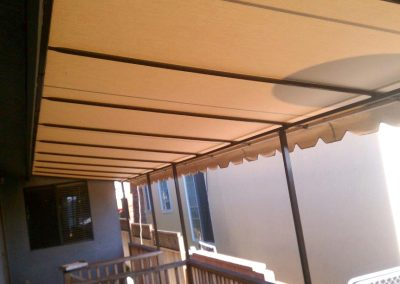 Side Yard Patio Cover