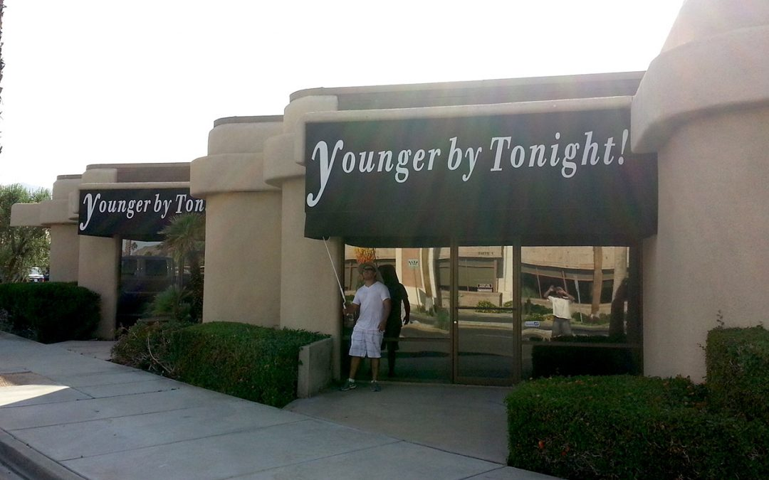 Younger By Tonight
